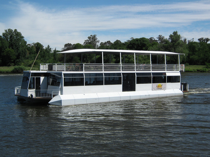 Function Venue on the Vaal River