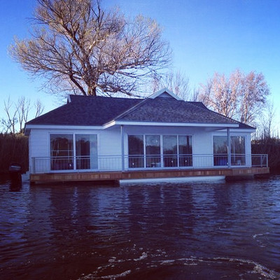 Liquid Living Houseboats for Sale!!
