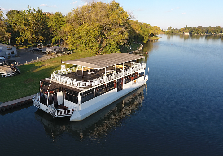 Vaal River Boat Cruise and Lunch