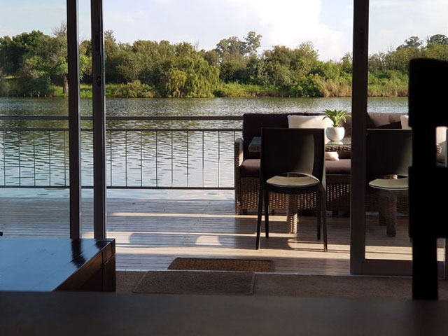 Weekend Getaway in the Vaal