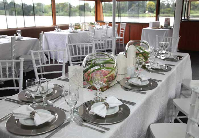 Intimate Wedding Venue on the Vaal River